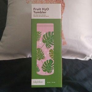 Fruit H2O Tumbler